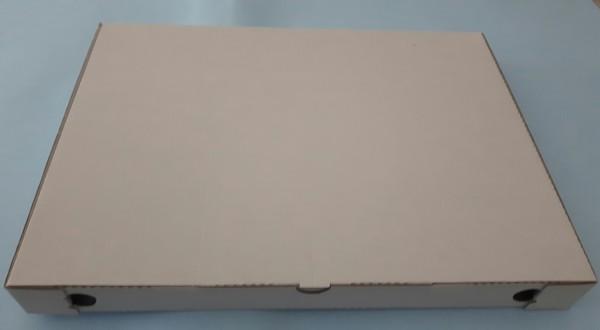100 Flammkuchenkartons to go außer Haus 30x40x4 Weiß