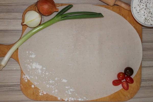 Flammkuchen oval Flammkuchenvertrieb